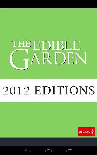 The Edible Garden 2012