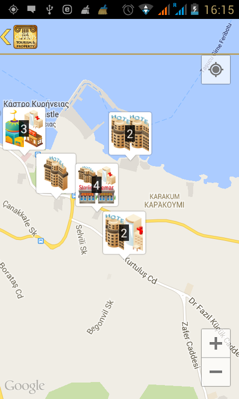 Map of North Cyprus Android Apps on Google Play