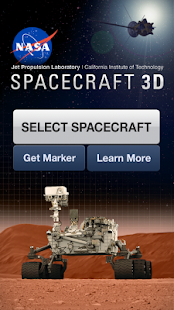 Spacecraft 3D - screenshot thumbnail