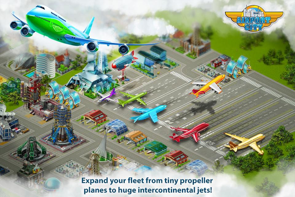 Airport City screenshot #3