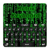 Matrix keyboard
