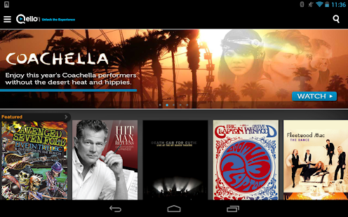 Qello - screenshot thumbnail