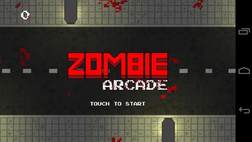 Zombie Arcade