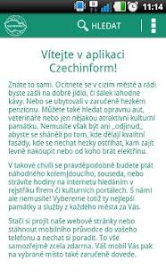 CzechInform- screenshot thumbnail