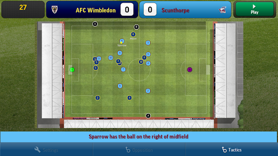 Football Manager Handheld 2014 Apk + Data