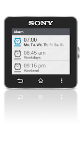 SmartWatch 2 SW2 - screenshot thumbnail