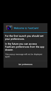 FastCam HD Quick Video Camera- screenshot thumbnail