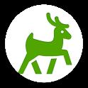 Reindeer VPN - Never offline icon