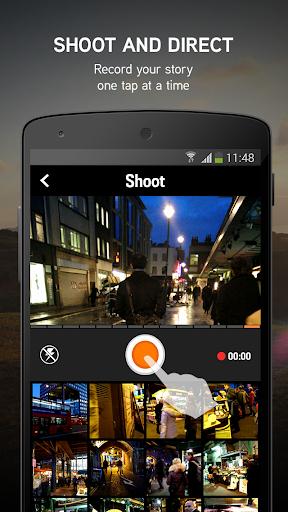 FrameBlast故事創作應用程式 - HD視頻編輯器