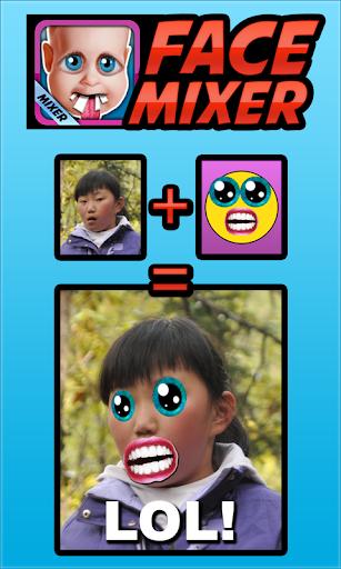 Face Mixer