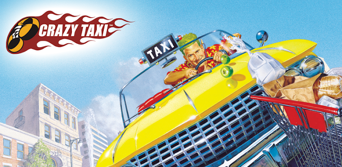 [Multi] Crazy Taxi v 1.0.0 [Android]