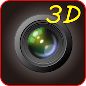 3D SuperimposeCamera