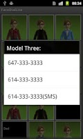 Screenshot of FaceDial Lite (Photo SpeedDial