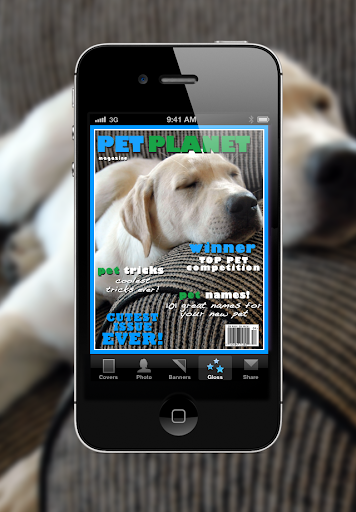 Magazine Cover Maker