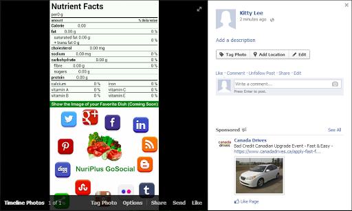 【免費健康App】Nutriplus GoSocial (Phone)-APP點子