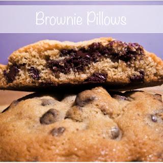 Brownie Pillows.