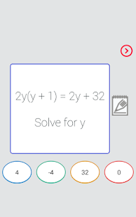 Algebra Basics- screenshot thumbnail