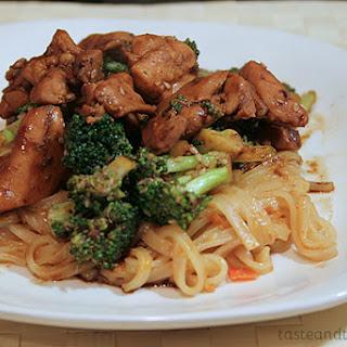 Broccoli Chicken Thighs Recipes.