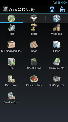 Anno 2070 Utility - screenshot