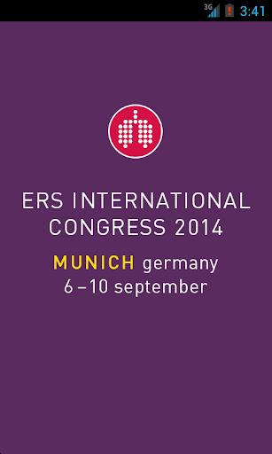 ERS 2014 Congress