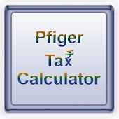 Tax Calculator By Pfiger