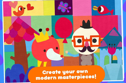 Paper Cut Studio for children