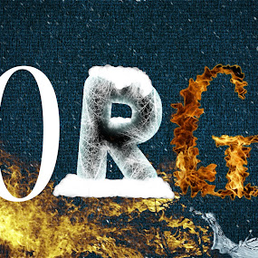 by Giles Perkins - Typography Words