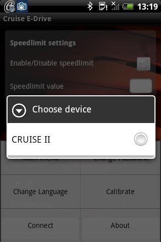 Cruise E-Drive