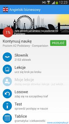 Angielski Biznesowy - screenshot