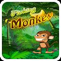 Sevimli Maymun Zeka Oyunu icon