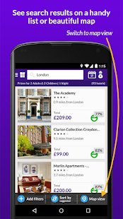 LateRooms: Find Hotel Deals - screenshot thumbnail