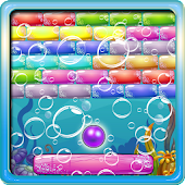 Underwater Bricks Breaker