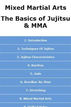 Mixed Martial Arts Beginnerのおすすめ画像1