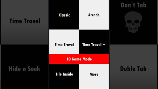 Don't tap Wrong tile
