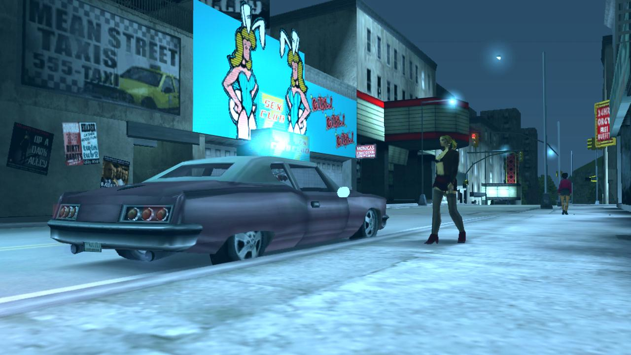Grand Theft Auto III screenshot #3