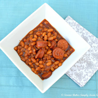 Baked Beans And Sausage