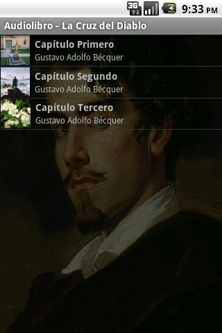 Audiolibro. La Cruz del Diablo - screenshot