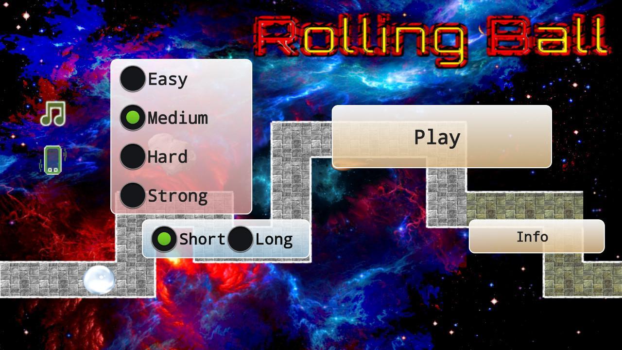 Rolling Ball- screenshot