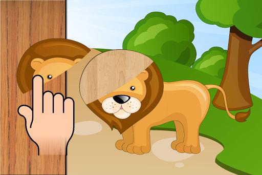 Easy Animal Puzzles