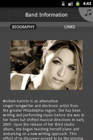 Michele Karmin - screenshot