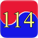 Korean114 icon