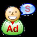 STOLEP Voktrainer Englisch Ad logo