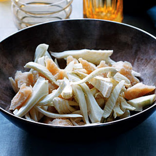 Parmigiano-Reggiano with Fresh Fennel