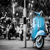 Scooter Photo Wallpapers