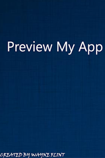 previewmyapp - screenshot thumbnail