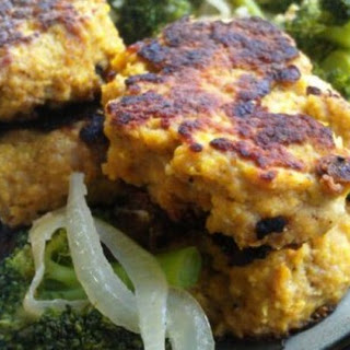 Paleo Chicken Pumpkin Curry Sliders