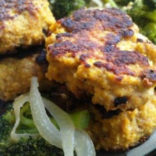 Paleo Chicken Pumpkin Curry Sliders.