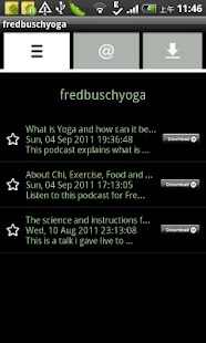 fredbuschyoga- screenshot thumbnail