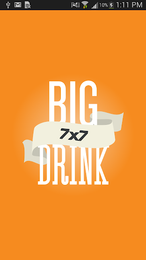 7x7's The Big Drink