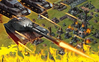 Screenshot of Red Warfare: Let's Fire!